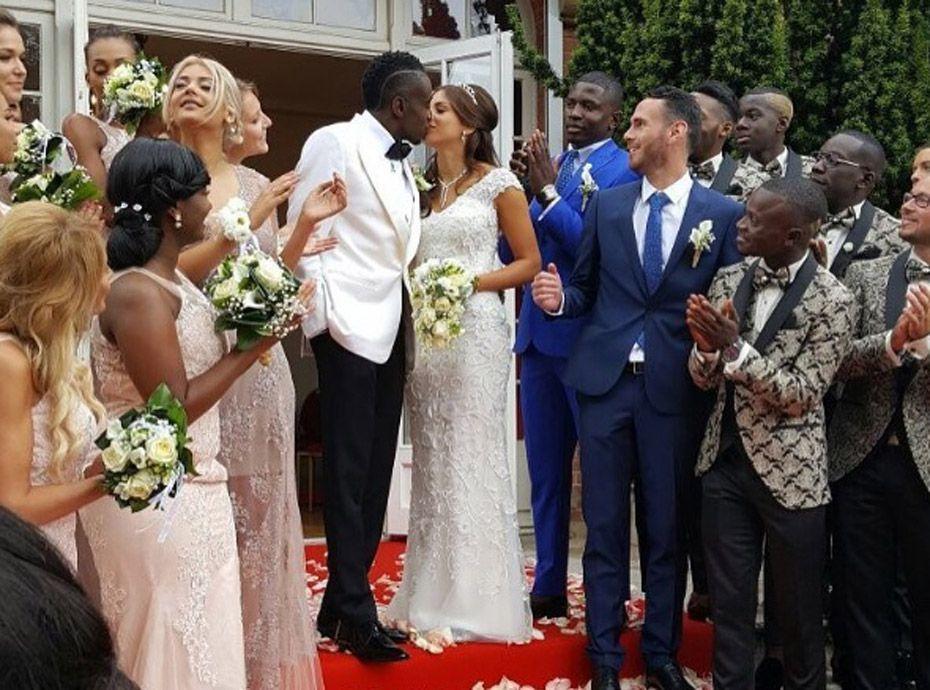 Photos Après Antoine Griezmann et Lionel Messi, Blaise Matuidi annonce à son  tour son mariage