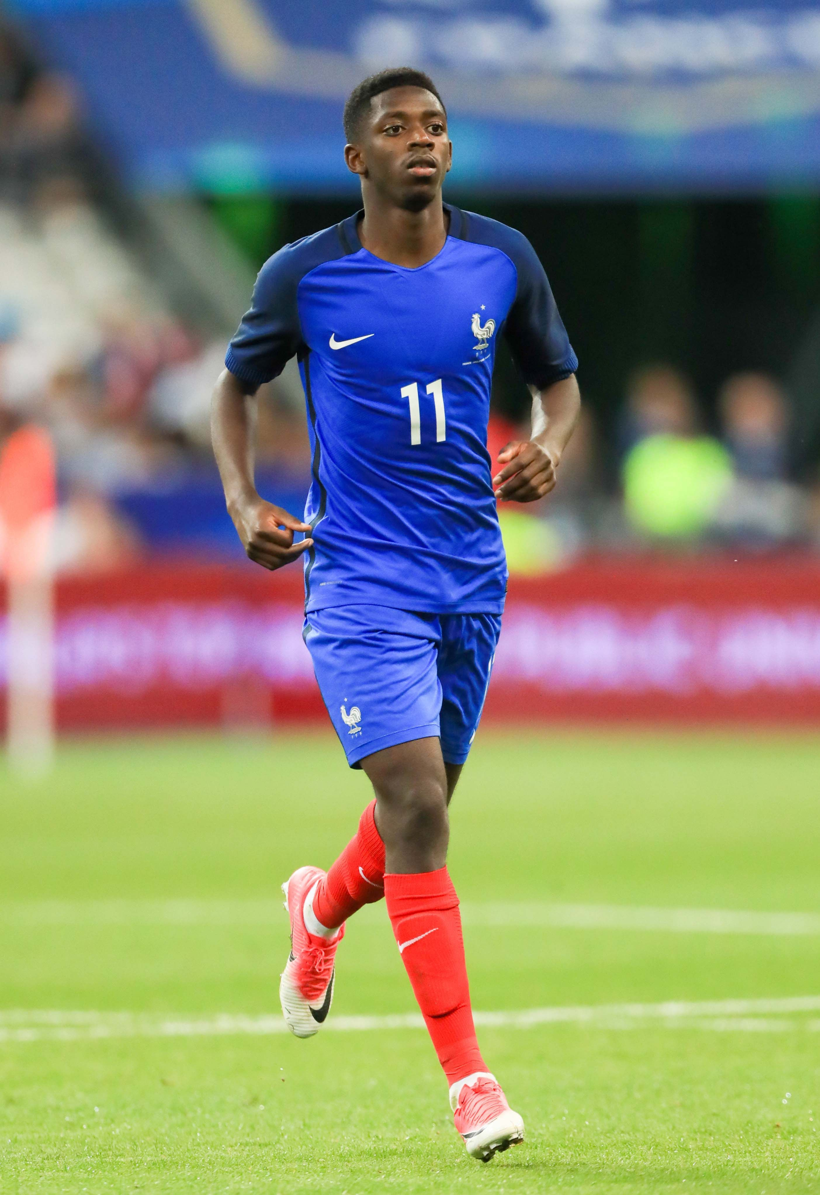 s Apr¨s Neymar Kylian MBappé et Ousmane Dembélé vont faire