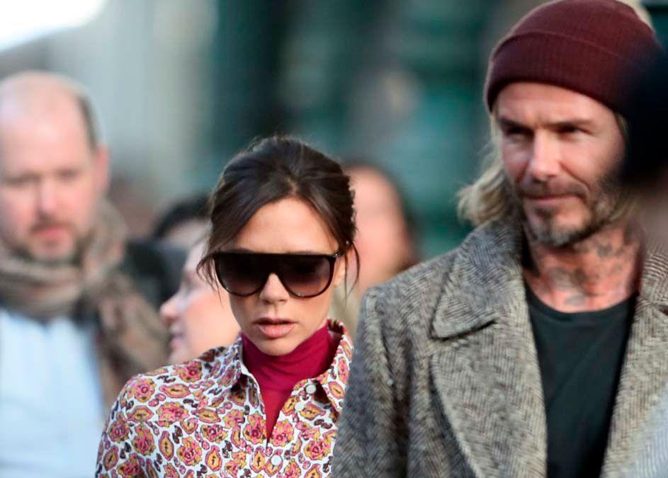 Arrêtez tout ! Victoria et David Beckham sont à Paris !
