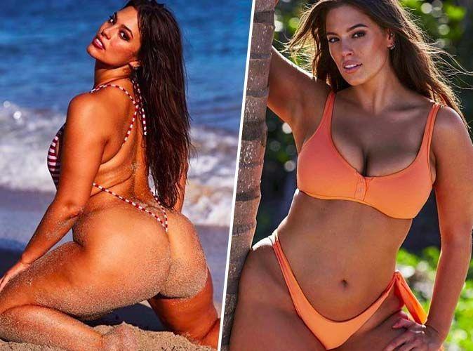 Ashley Graham : Ultra HOT et déjà prête pour la saison des bikinis