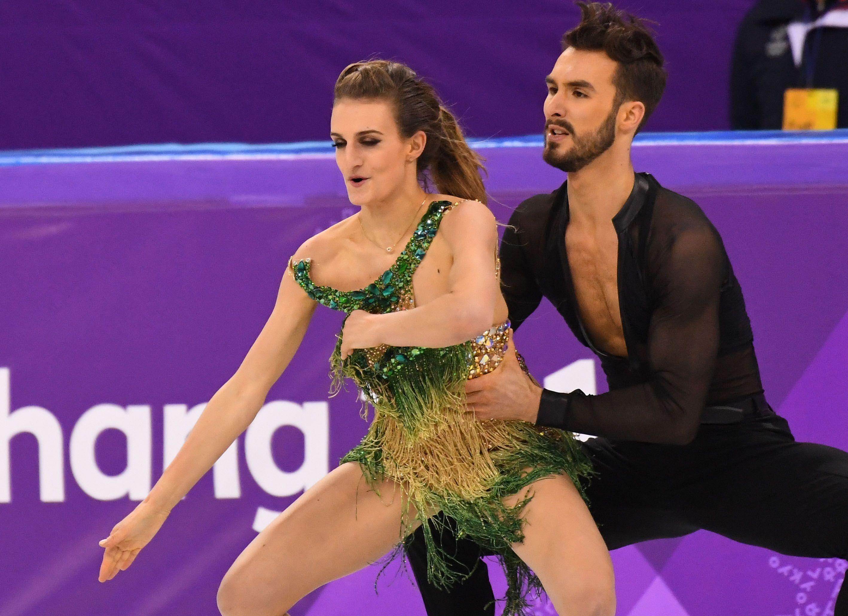 aux JO de Pyeongchang, cette patineuse montre un sein (sans le vouloir) !