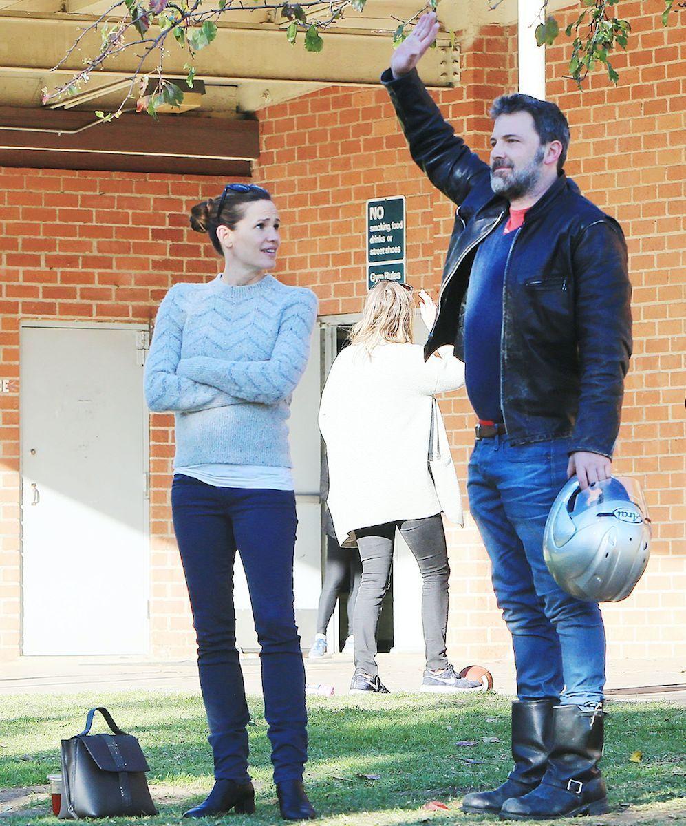 Ben Affleck et Jennifer Garner : Pour leurs enfants, ils mettent leur rancoeur de côté !