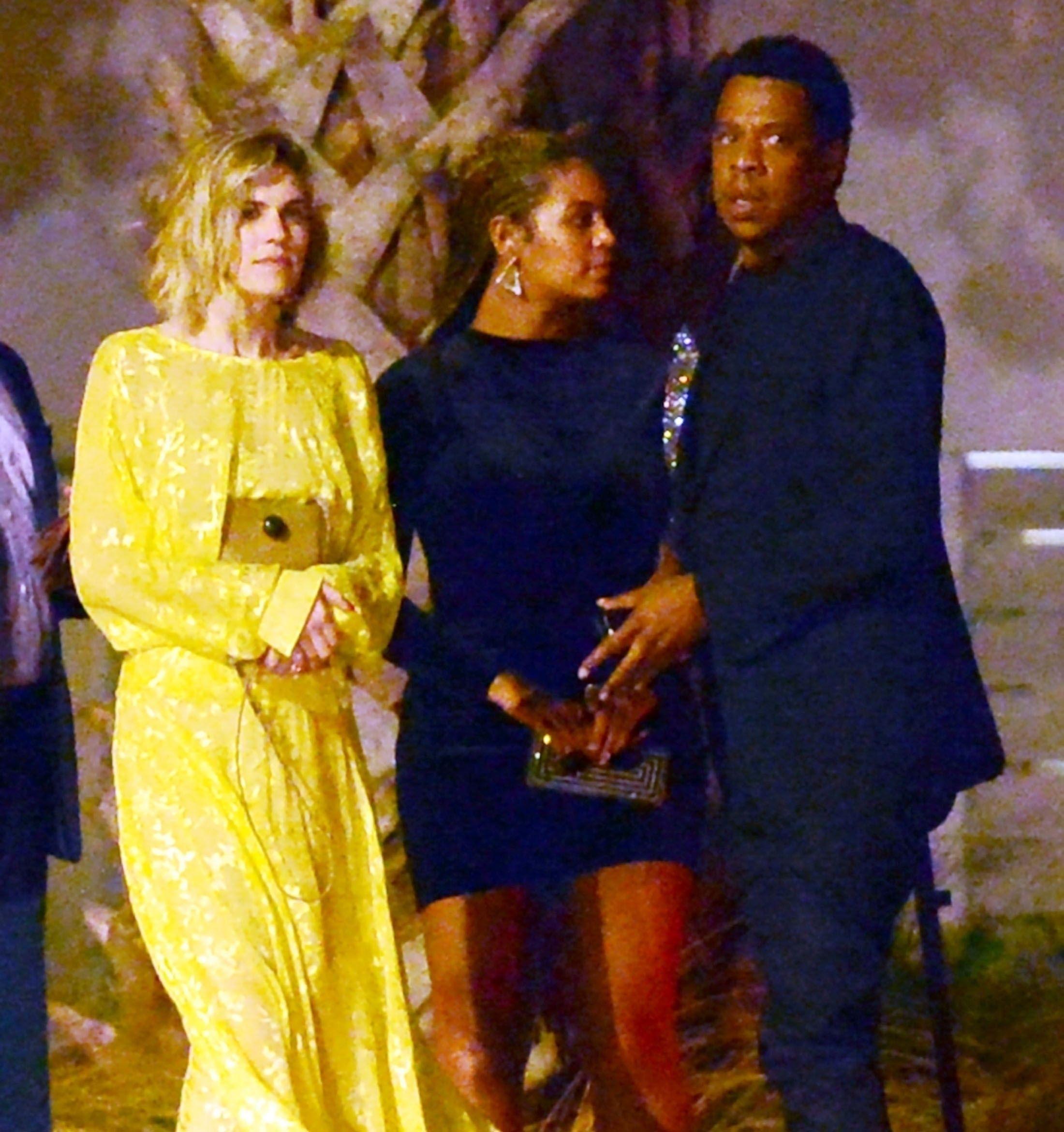 Beyoncé et Jay-Z : dîner romantique... Ou presque !