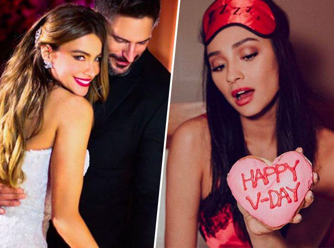 Blake Lively, Sofia Vergara, Shay Mitchell... Les stars vous dévoilent leur Saint Valentin