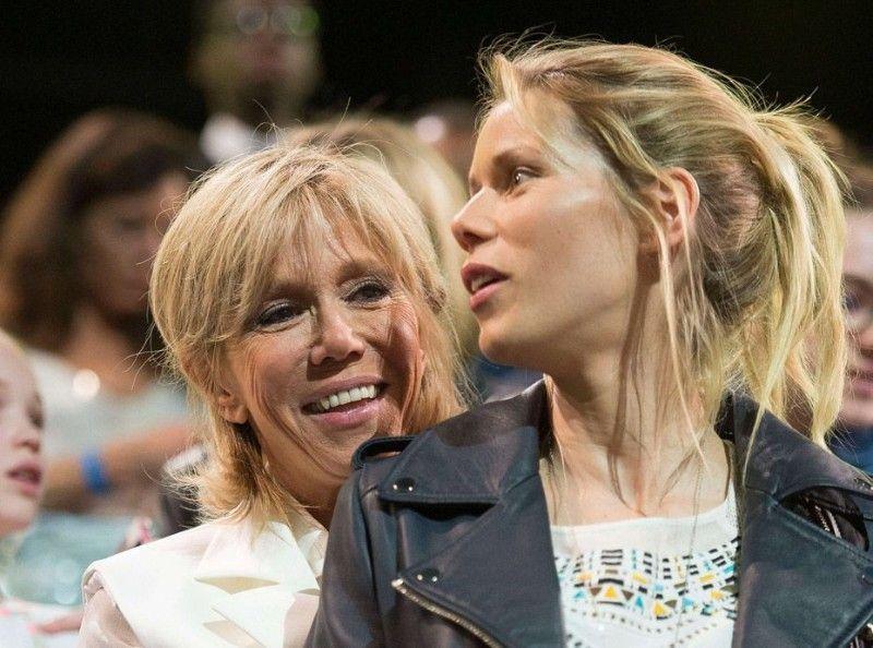 Photos : Brigitte Macron et Tiphaine Auzière, telle mère telle fille