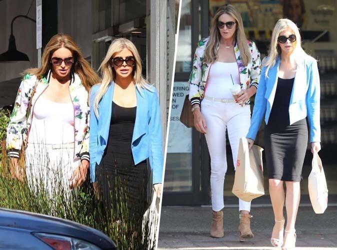 Caitlyn Jenner en couple : Diner en amoureux avec Sophia Hutchins !