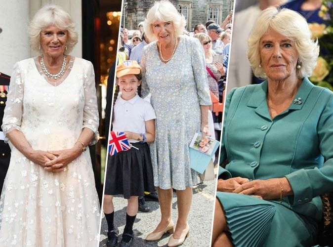 Photos : Camilla Parker Bowles fête ses 72 ans... Retour en images sur ses looks