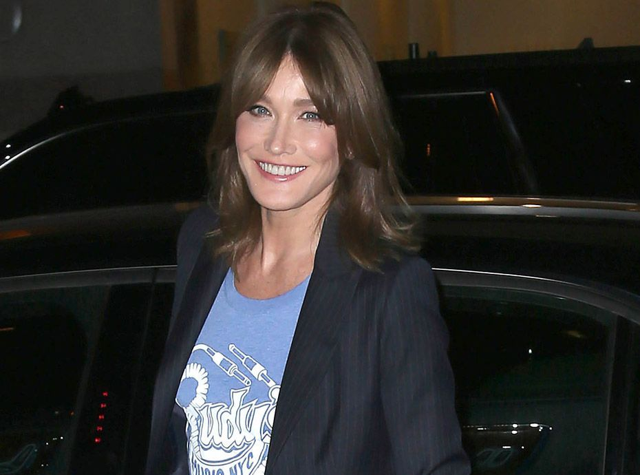 Photos : Carla Bruni-S... Vanessa Paradis News