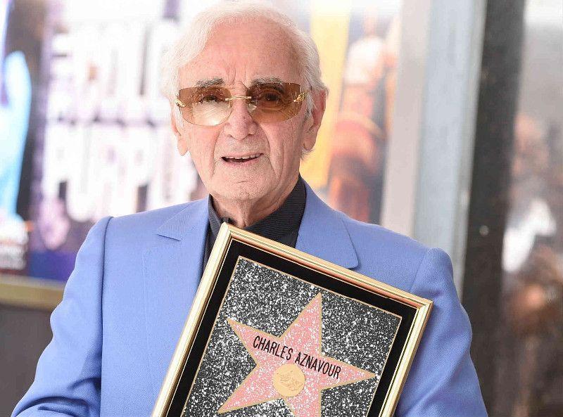 Photos Ces Français Qui Comme Charles Aznavour Ont Leur