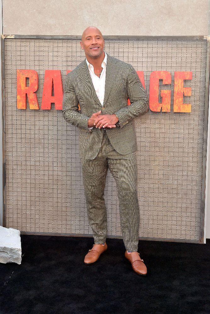 Dwayne Johnson : Découvrez la somme touchée par l'un des acteurs les plus riches d'Hollywood