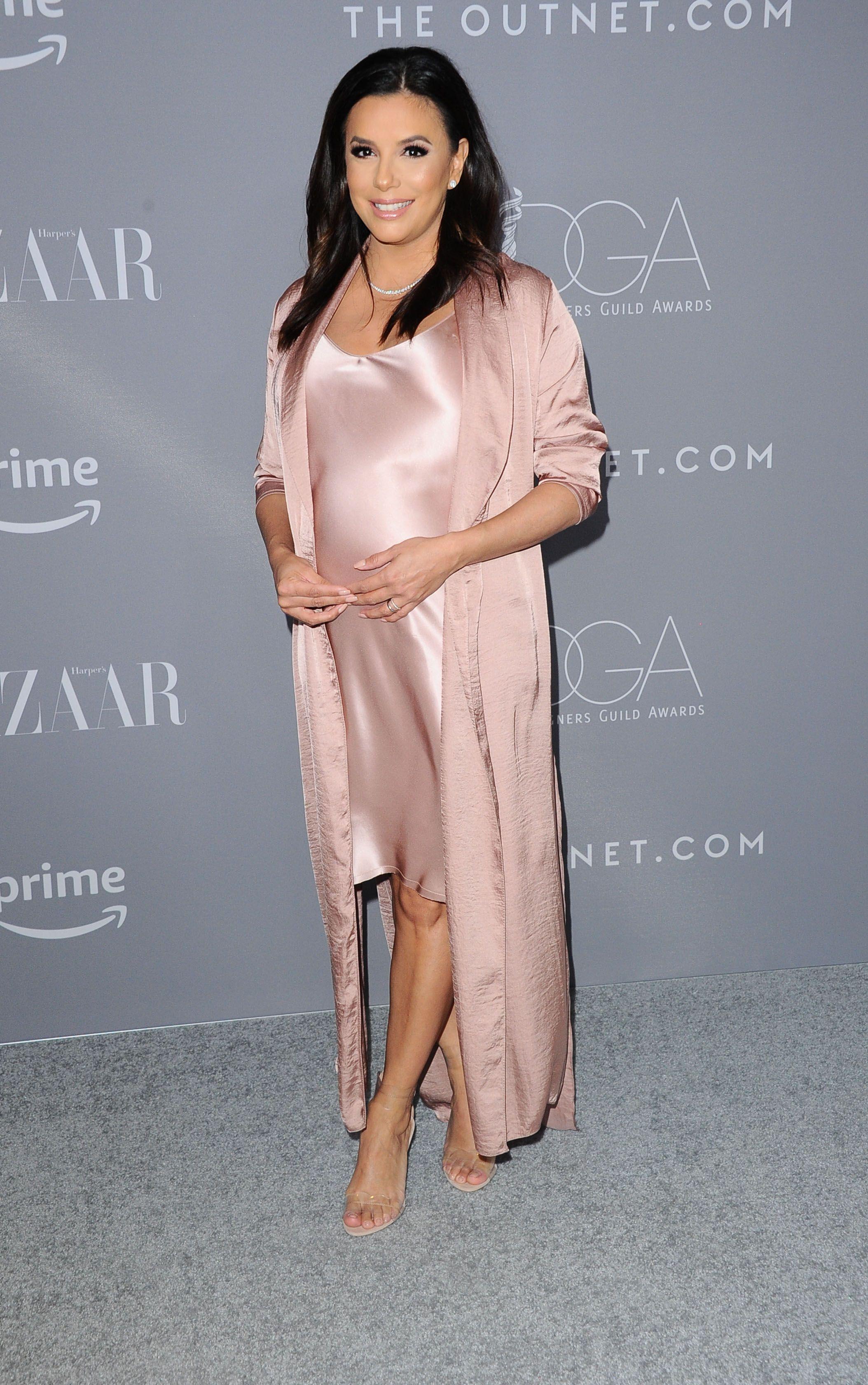 Eva Longoria : La grossesse lui va si bien !