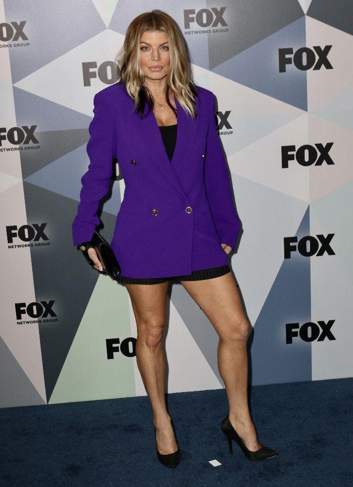Fergie : La chanteuse mise tout sur le décolleté !