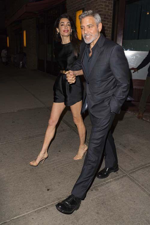George Clooney a 57 ans et il est toujours un jeune homme !