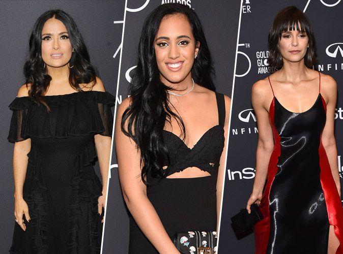 Golden Globe Ambassador : La fille de Dwayne Johnson honorée devant Nina Dobrev et Salma Hayek !