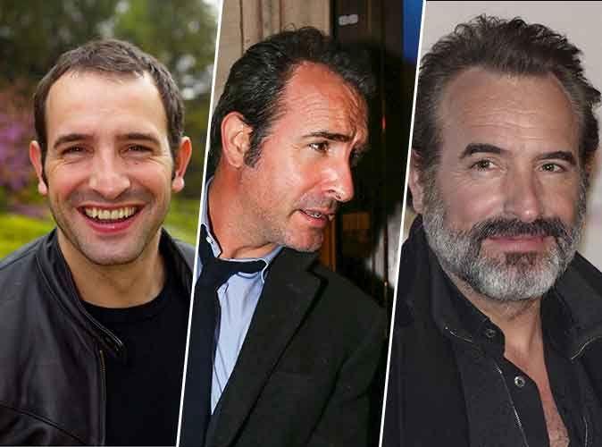 Jean Dujardin a 47 ans : de jeune ingrat à beau brun ténébreux, découvrez son évolution look !