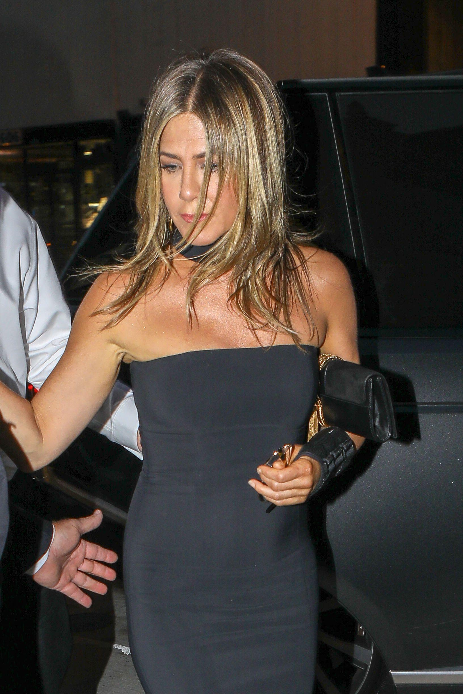Jennifer Aniston dégoûtée du mariage ? Pas vraiment...