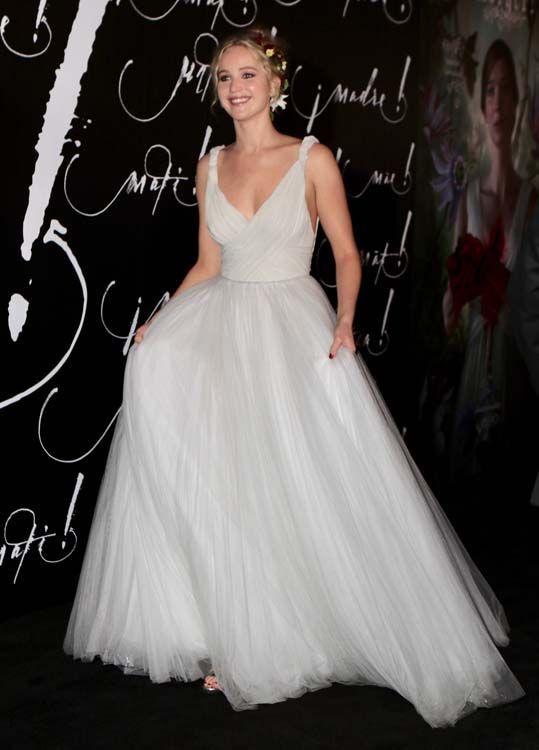 Photos  Jennifer Lawrence pose ENFIN avec Darren Aronofsky