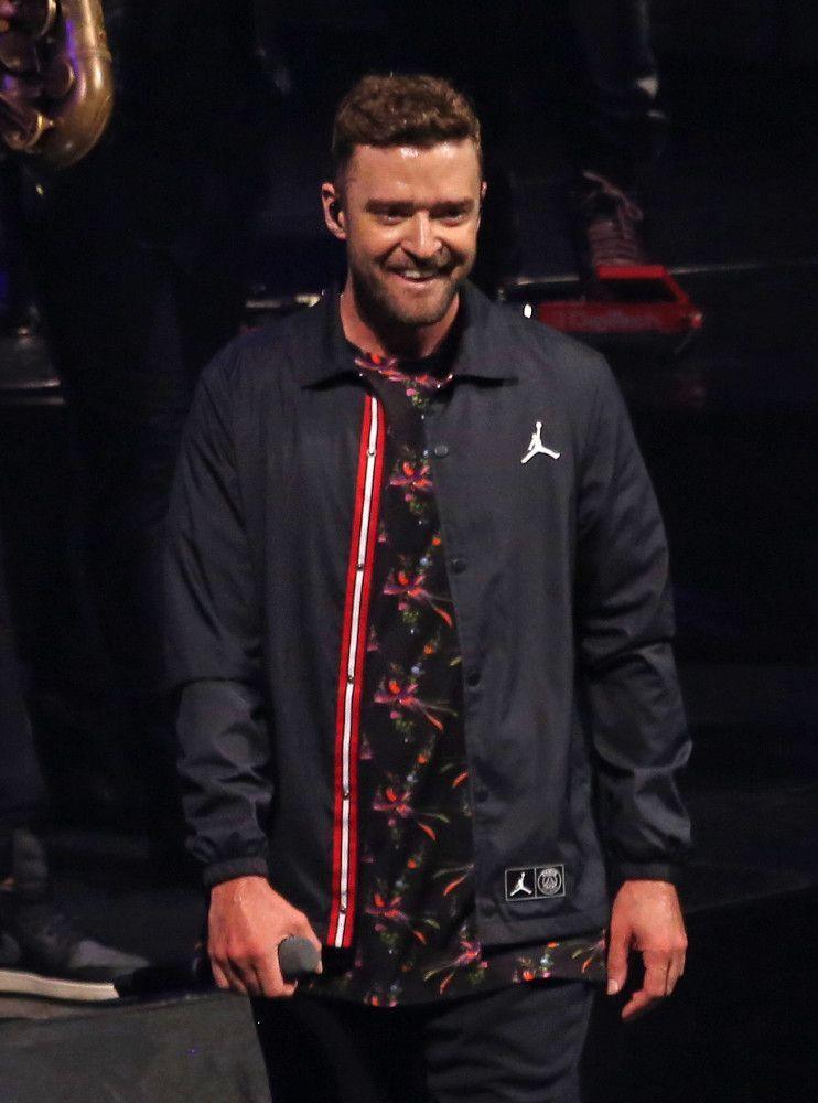 Justin Timberlake : Le chanteur met le feu à Bercy et devient la nouvelle recrue du PSG