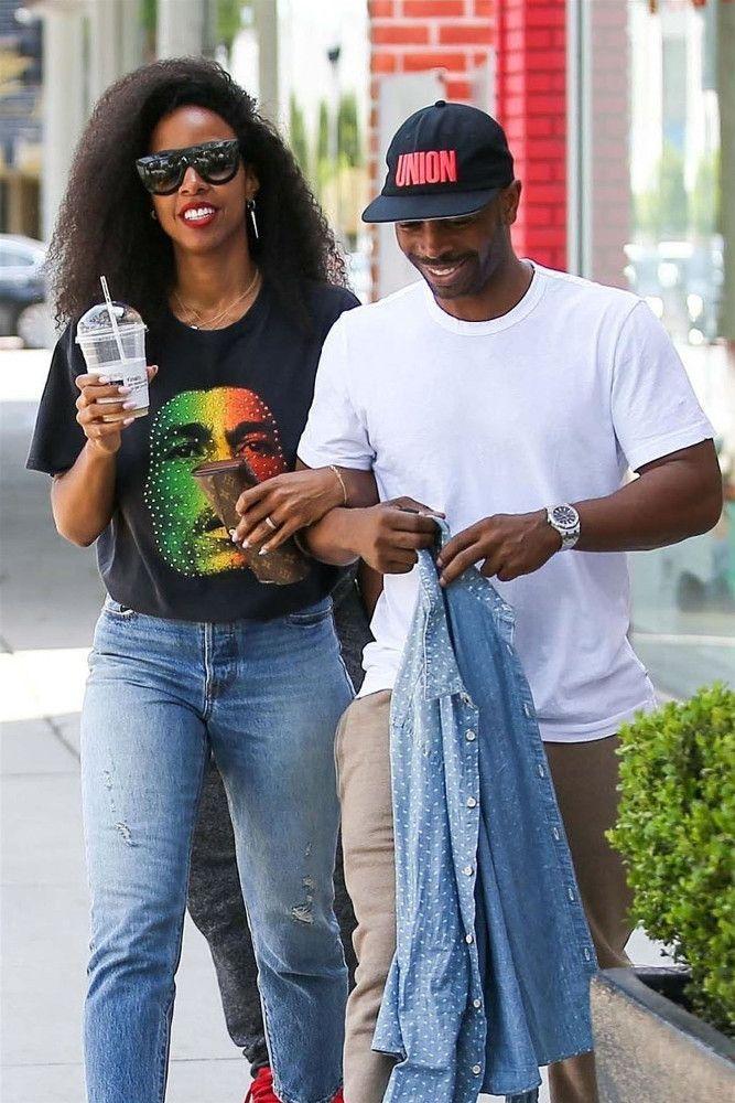 Kelly Rowland et son compagnon : les clichés rares