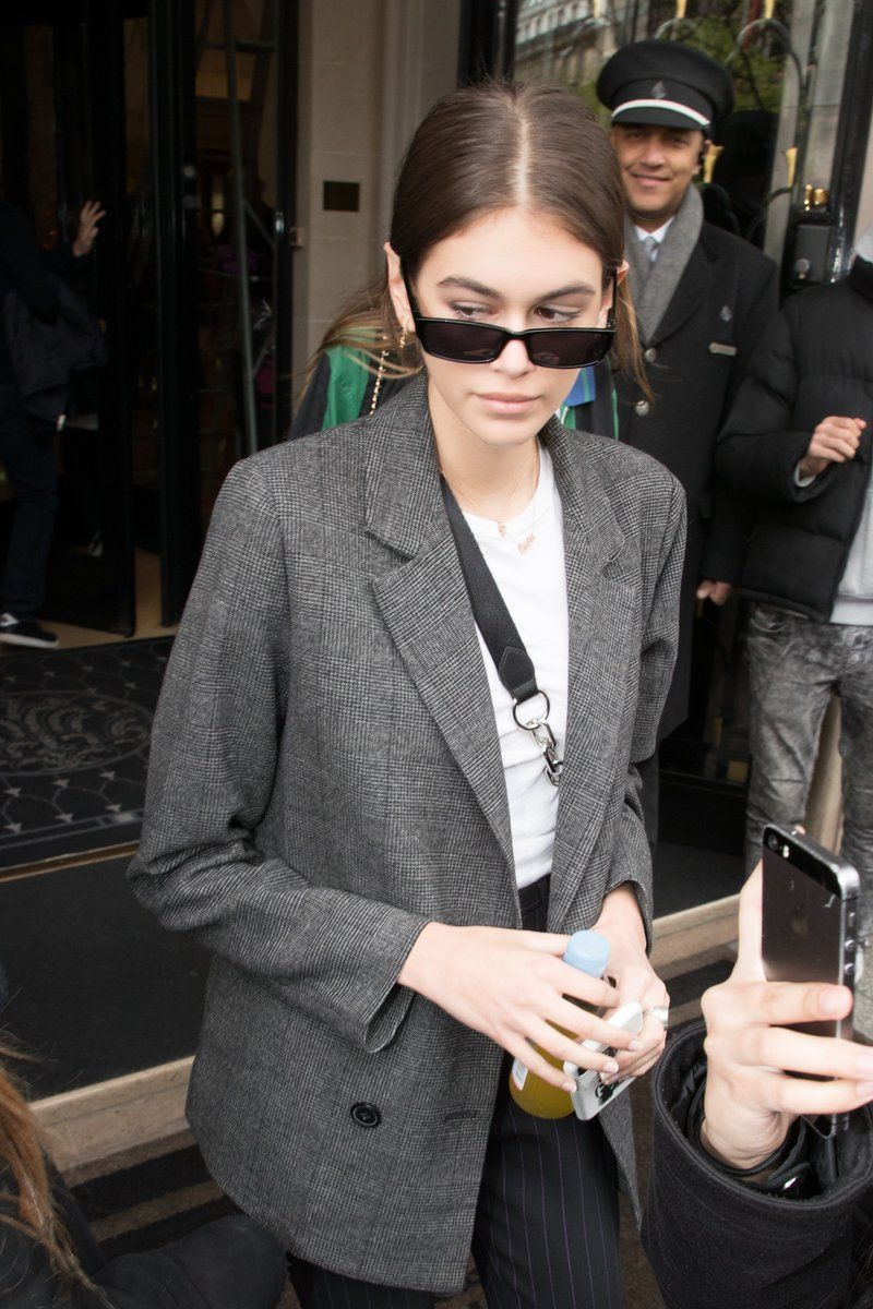 Kendall Jenner et Kaia Gerber inséparables à Paris !