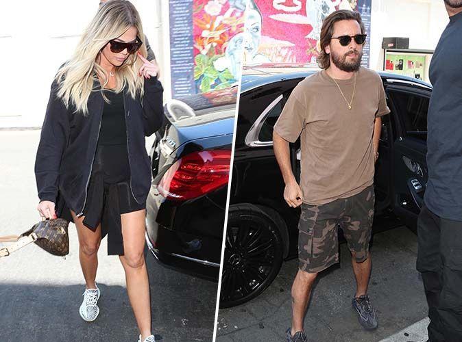 Khloe Kardashian : Rendez-vous secret avec... Scott Disick !