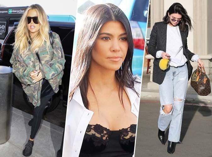 Khloe, Kourtney, Kendall... Quand le clan Kardashian/Jenner prépare Noël