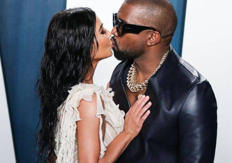 PHOTOS : Kim Kardashian et Kanye West divorcent : retour sur leurs plus beaux, et très complices tapis rouges - Public.fr