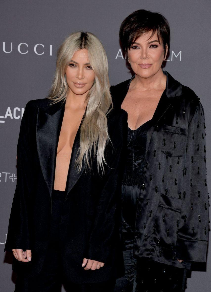 Kris Jenner : pour ses 62 ans, ses filles lui font de superbes déclarations!