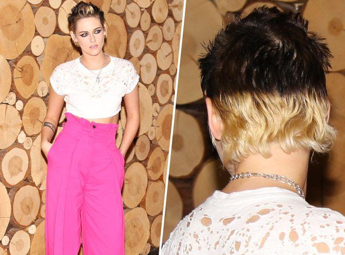 Kristen Stewart : Le look surprenant de l'actrice pour l'avant-première de son film