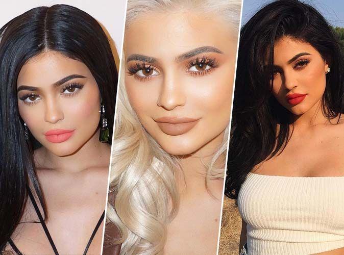 Kylie Jenner fête ses 21 ans ! Retour sur ses plus belles mises en beauté de l'année