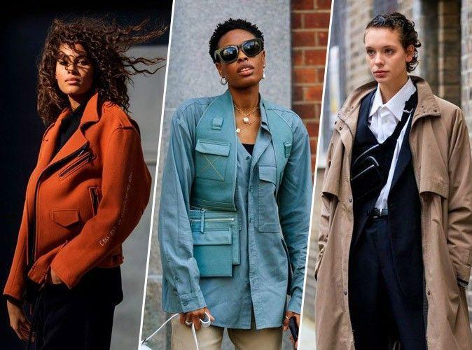 Photos   Le meilleur du street style repéré à la Fashion Week de Londres 9cd1a4f05a3