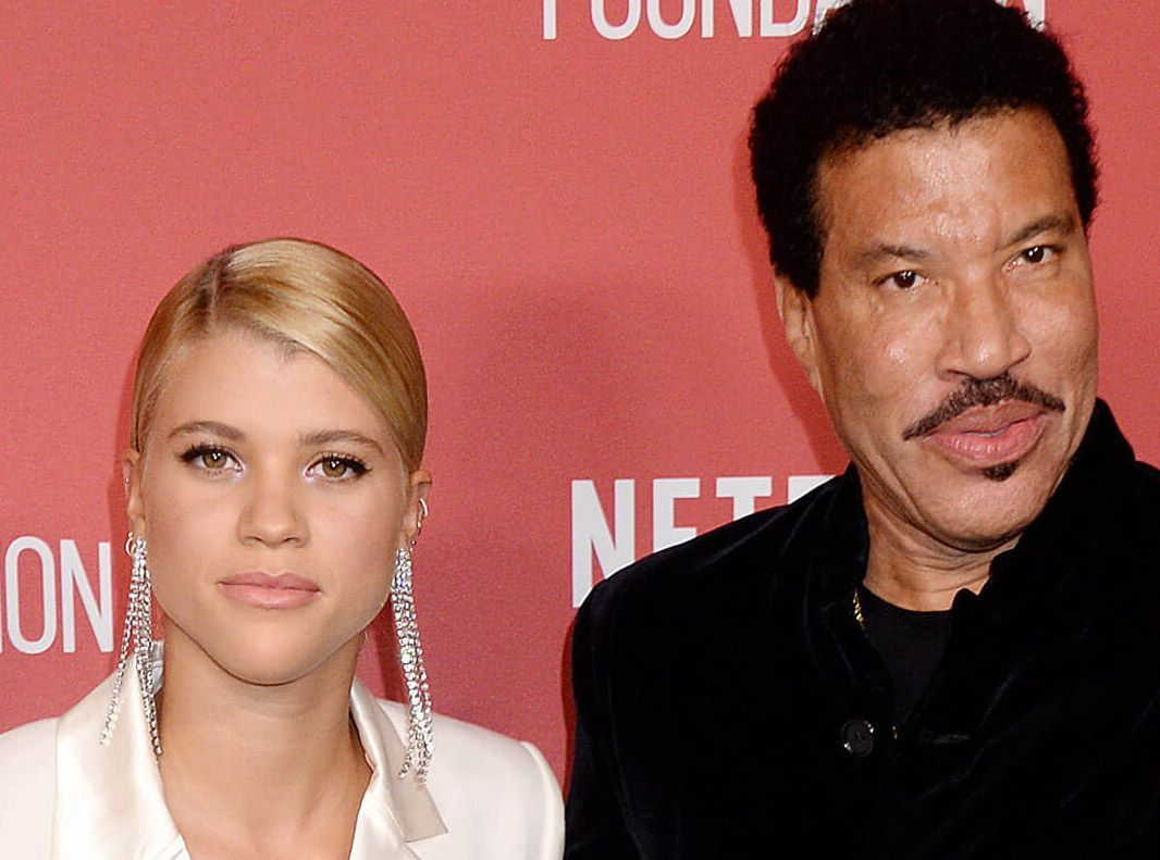Photos : Lionel et Sofia Richie : Père et fille en mode black & white !