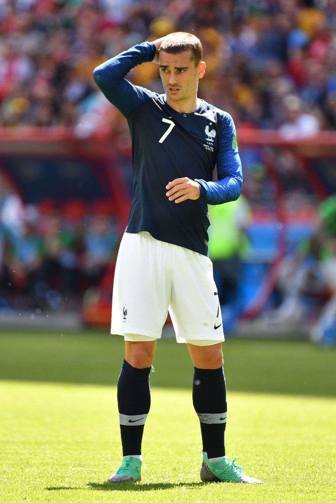 Mondial 2018 : Antoine Griezmann se fait