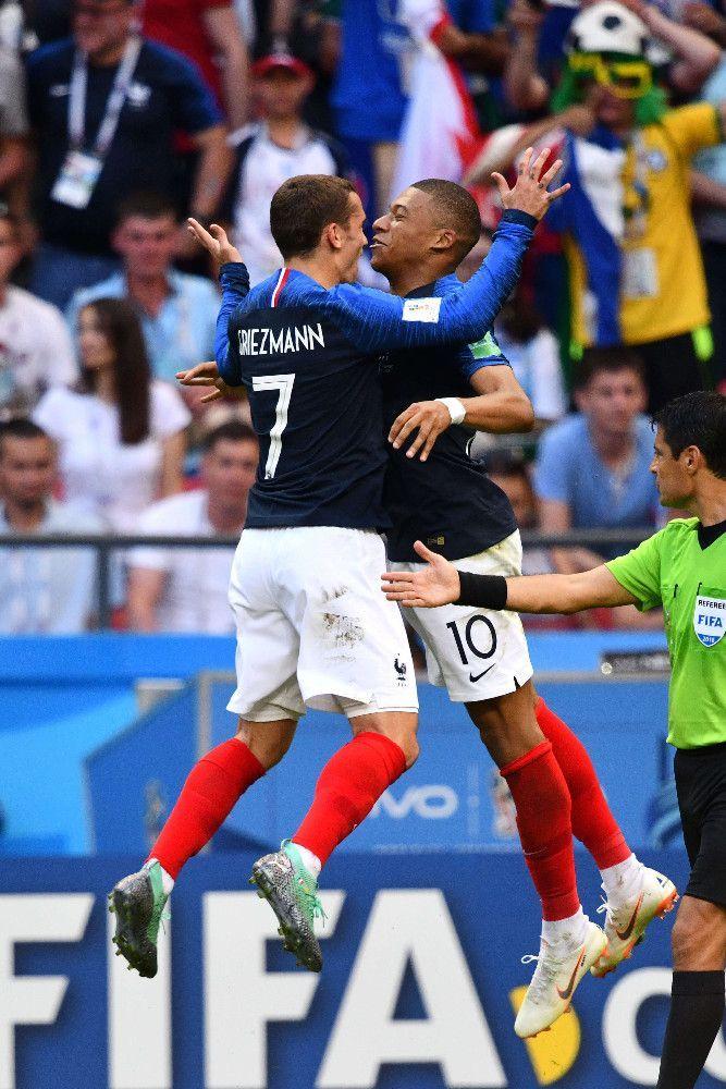 Mondial 2018 : L'incroyable qualification de la France face à l'Argentine