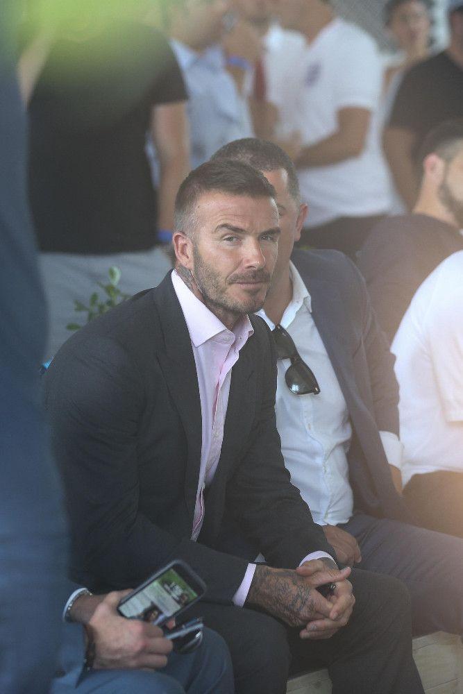 Mondial 2018 : La réaction de David Beckham après l'élimination de l'Angleterre !