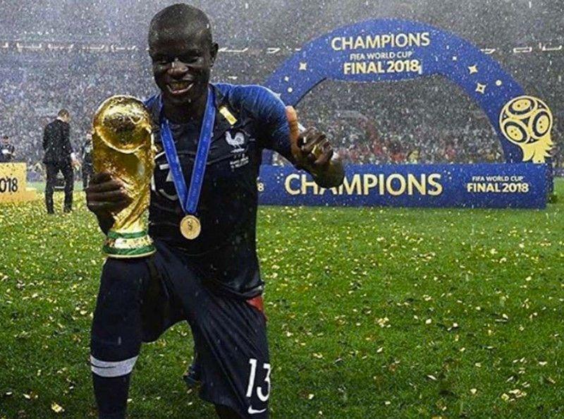 Chelsea: N'Golo Kanté explique pourquoi il est humble