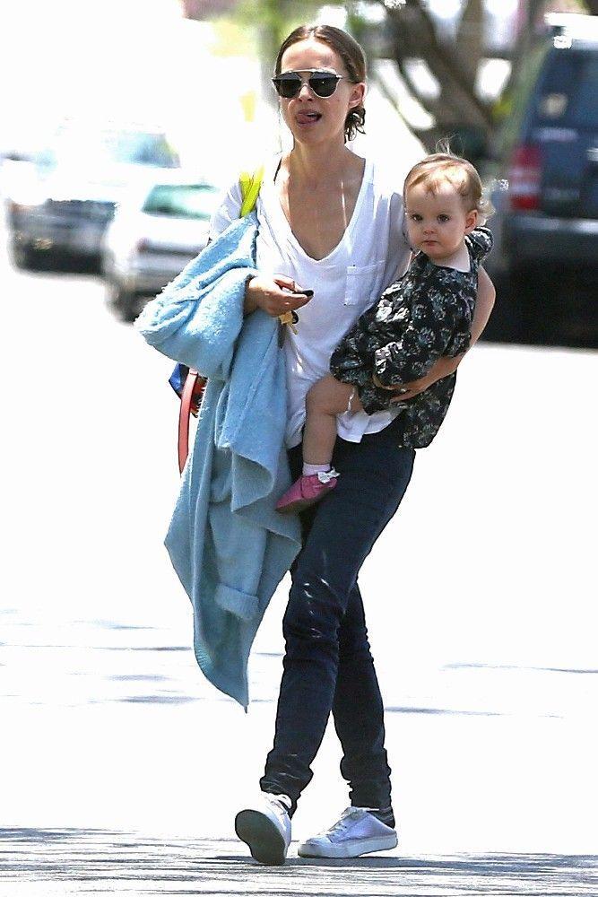 Natalie Portman : Sa fille Amalia a bien grandi !