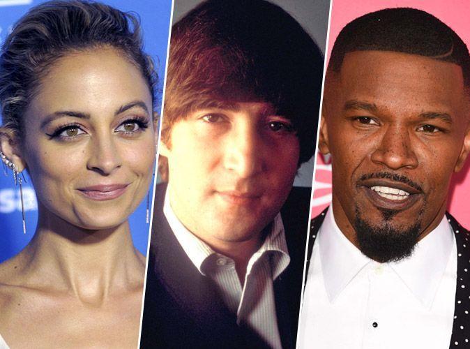 Nicole Richie, John Lennon, Jamie Foxx : Ces stars qui ont été adoptées