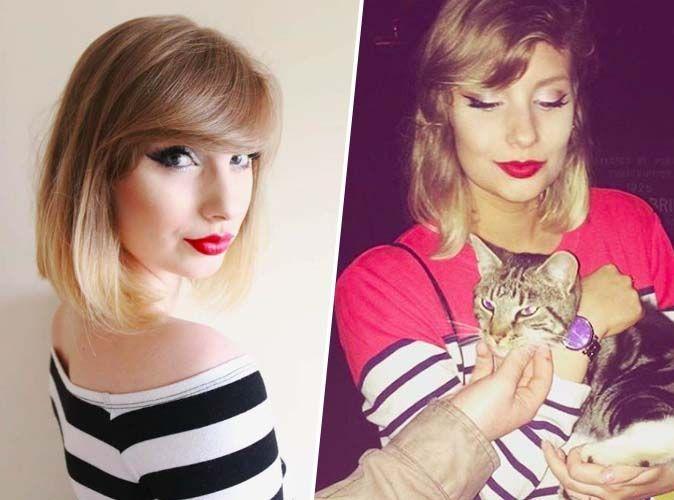 Découvrez le nouveau sosie de Taylor Swift...