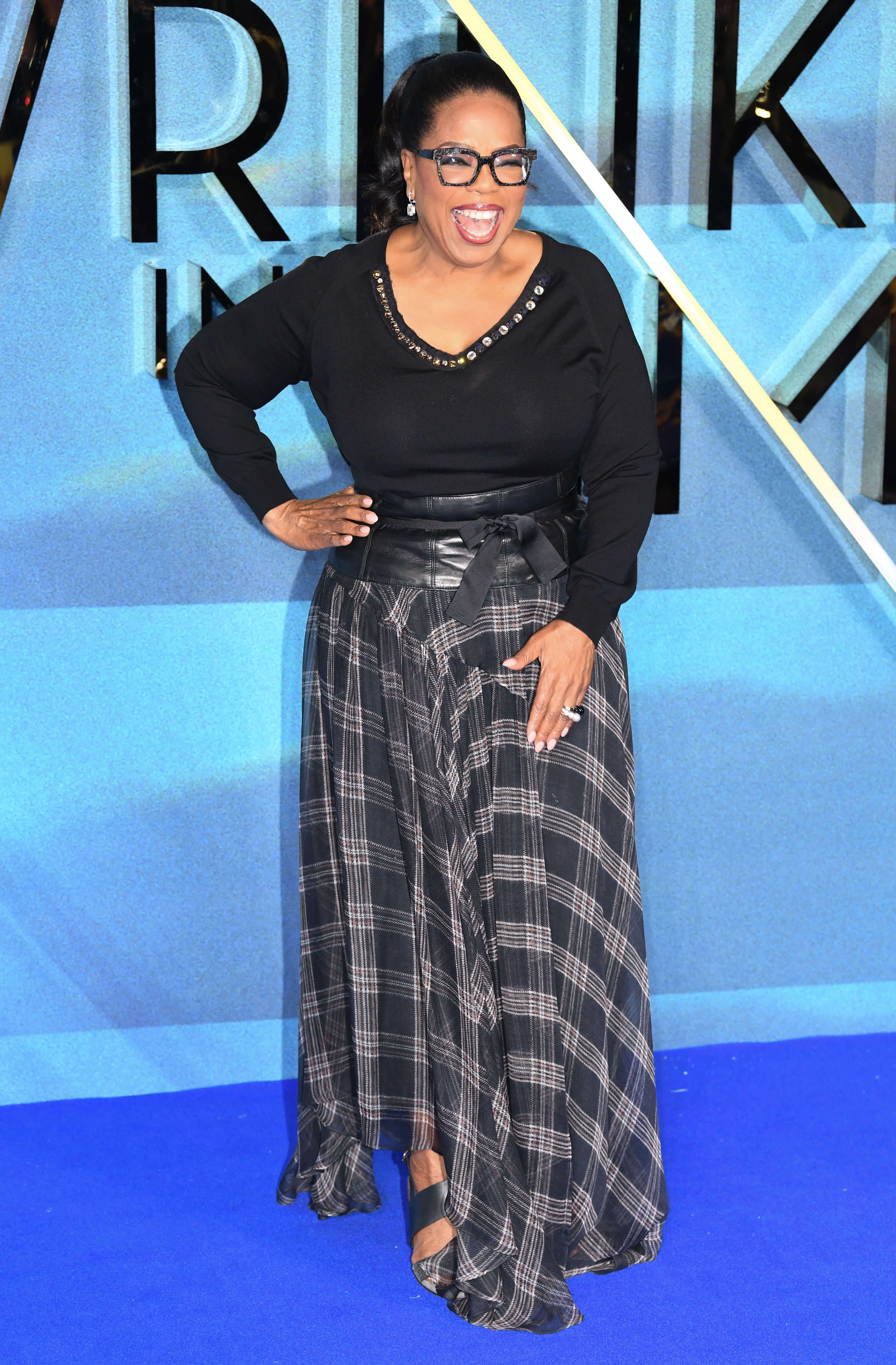 Oprah Winfrey : Elle retrouve Reese Witherspoon pour la première de A Winkle of Time... sans anomalies