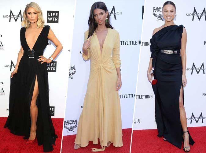Paris Hilton, Emily Ratajkowski, Rose Bertram... Tous les plus beaux looks des Fashion Los Angeles Awards