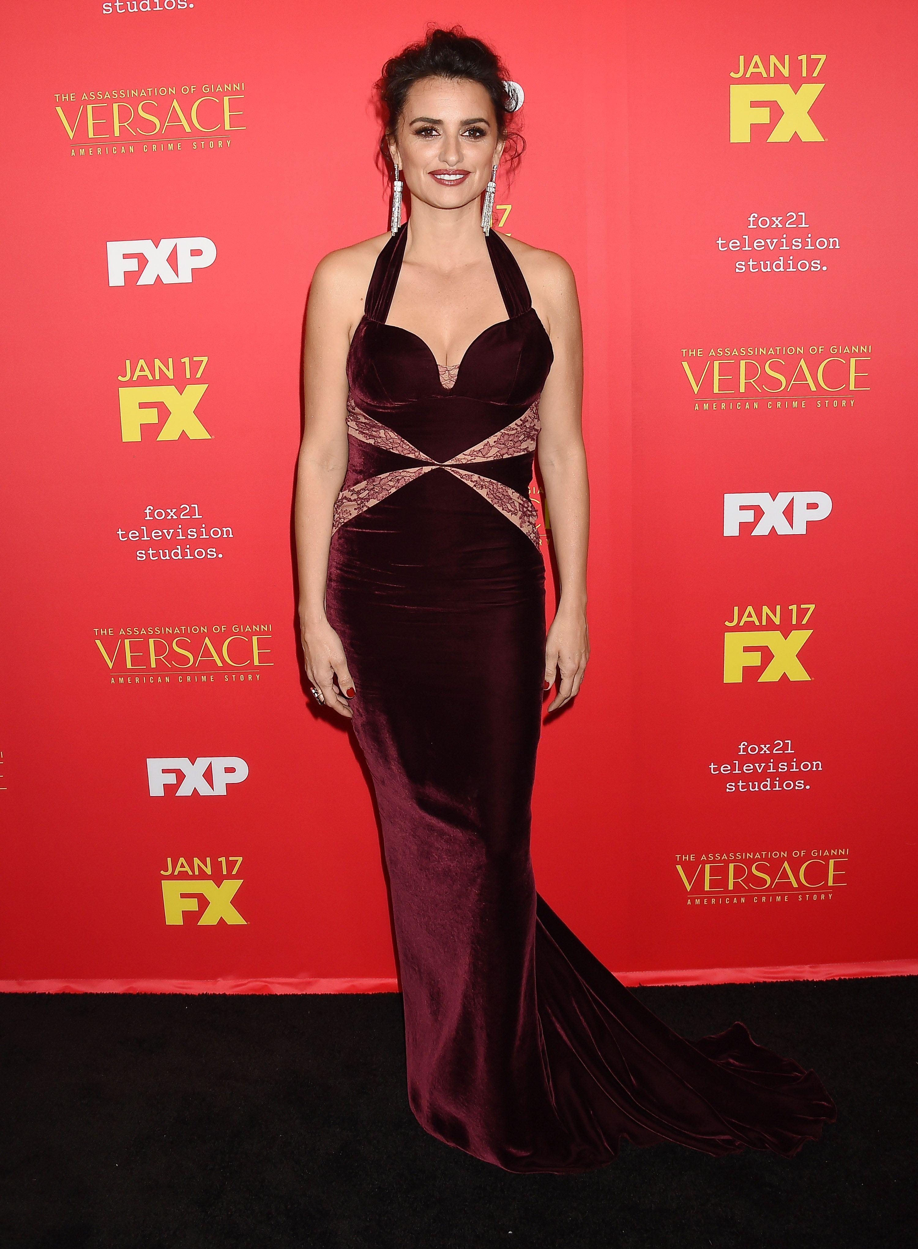 Penelope Cruz et Ricky Martin : Un couple muy caliente pour la première d'American Crime Story - Versace