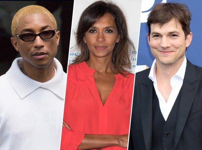 Pharrell Williams, Karine Le Marchand, Ashton Kutcher... Ces stars qui ne font pas leur âge
