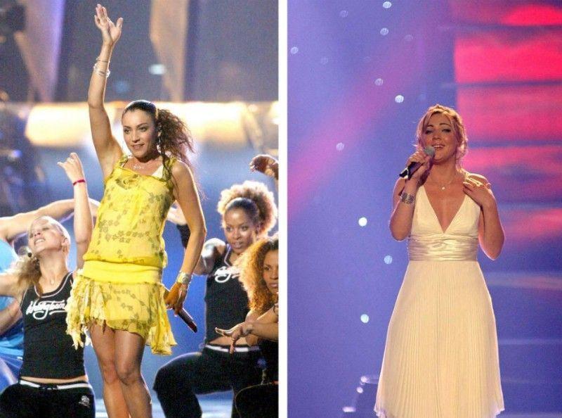 Photos : Retour sur les derniers candidats français de l'Eurovision