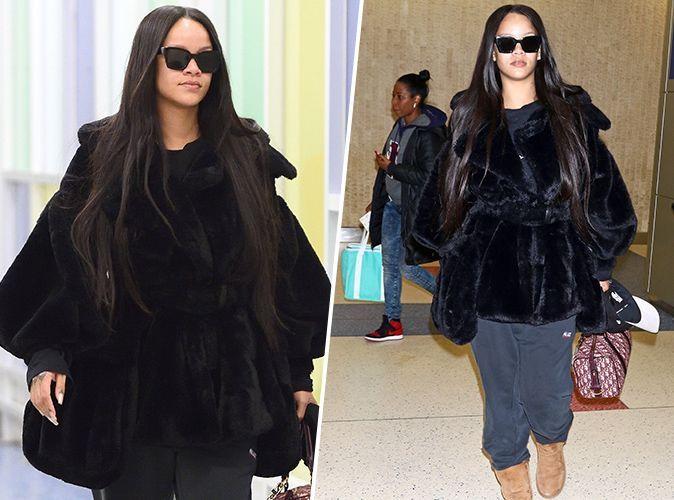 Rihanna enceinte ? Les clichés qui relancent la rumeur !