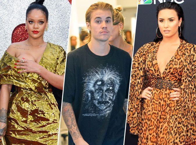 Rihanna, Justin Bieber, Demi Lovato... ces stars américaines qui ont quitté les réseaux sociaux !