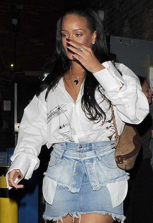Rihanna : Le montant de son énorme fortune dévoilé