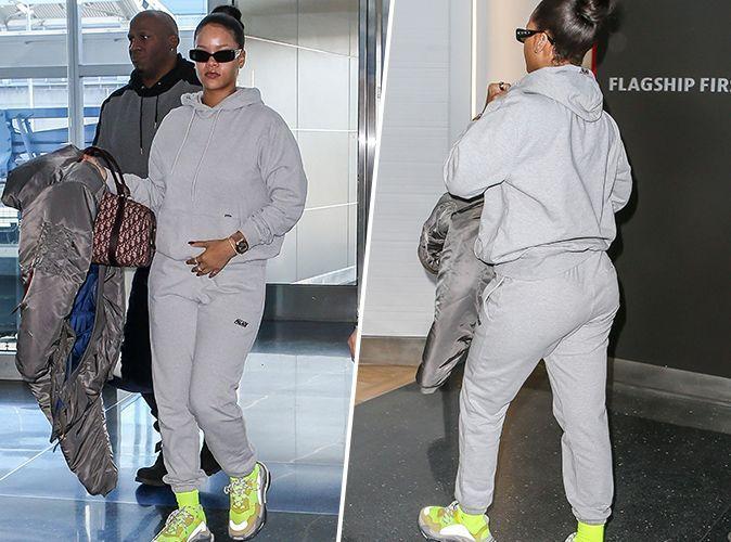 Rihanna : Première sortie de trentenaire !