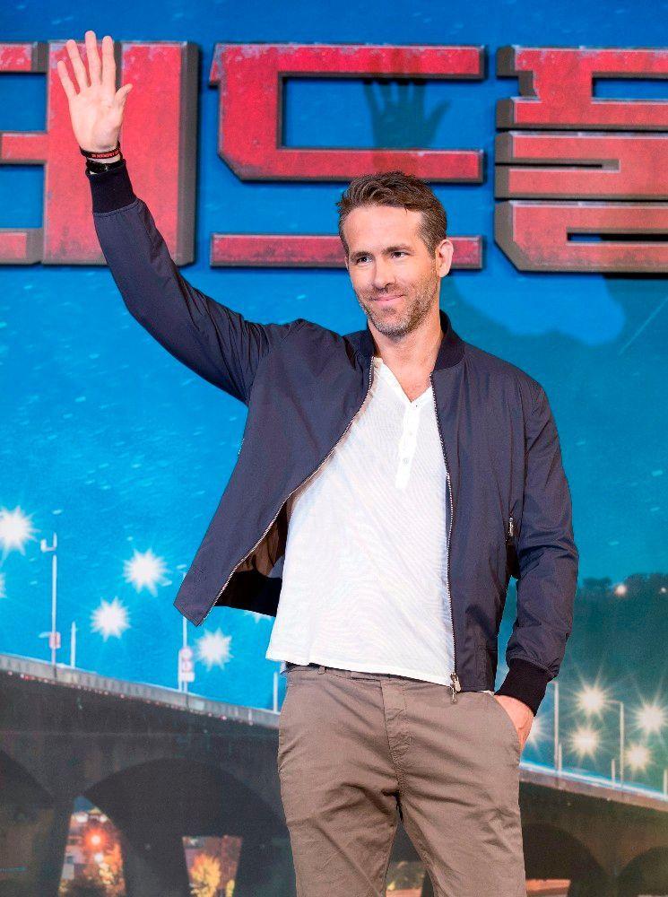 Ryan Reynolds : Après le coup marketing de Blake Lively, il débarque en Corée du Sud pour la promo de Deadpool 2 !