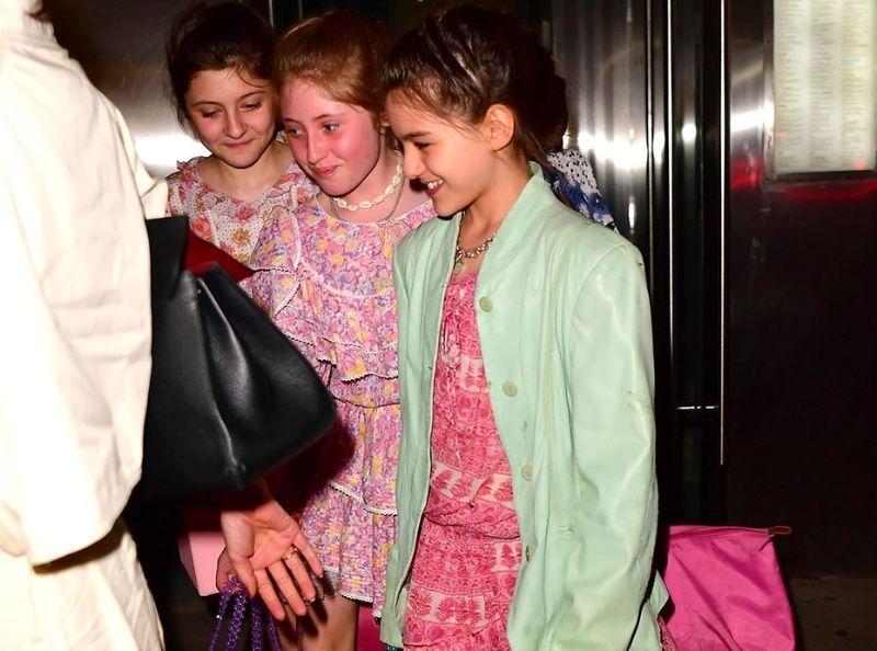 Photos : Suri Cruise fête ses 13 ans... et elle n'a pas vu son père, Tom Cruise depuis 2013